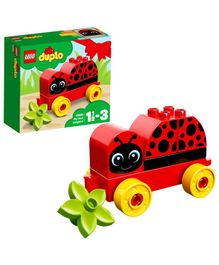Lego My First Ladybug - Multi Color - 6 Pieces - 10859