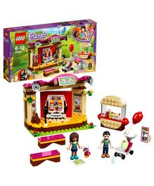 Lego Friends Andrea's Park Performance Building Set - 229 Pieces-41334