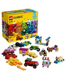 cc8c01ef92b Lego Classic Bricks On A Roll Building Set - 442 Pieces - 10715