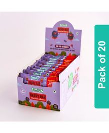 Timios Berry Bar Pack of 20 - 30 gm Each