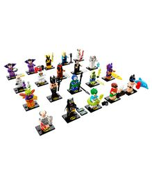 Lego The Batman Movie Mini Figure - 8 Pieces-71020