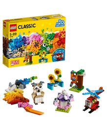 Lego Classic Bricks And Gears Blocks Set - 244 Pieces-10712