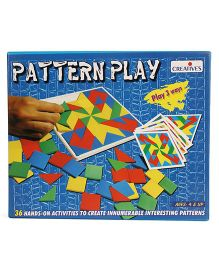 Creative Pattern Play Puzzle - 20 Pieces