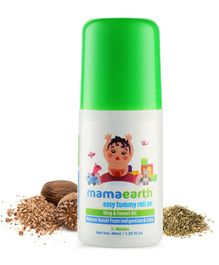 mamaearth Digestion And Colic Relief Easy Tummy Roll On - 40 ml
