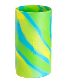 Pura Kiki Silicone Sleeves Aqua Swirl Tall - Green