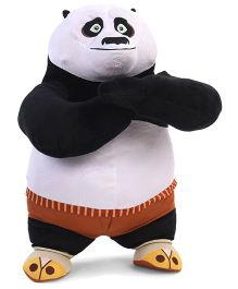Kung Fu Panda Po Soft Toy Black White - Height 61 cm