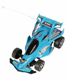 Planet of Toys Single Function Remote Control Racing Car - Blue