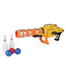 Planet of Toys Ping Pong Mini Machine Gun