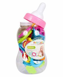 Planet of Toys Baby Rattle Set - 8 Pieces