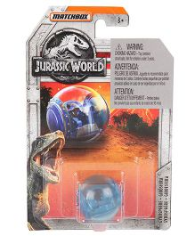 Jurassic World Gyrosphere Die Cast Toy - Blue