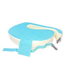 Get IT Feeding Pillow Extra Large - Cyan Blue
