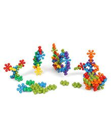 Imagician Playthings Learn Connect & Build Star Links - Multicolor