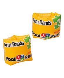 Intex Swimming Arm Bands - Yellow