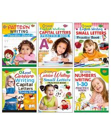 Sawan 0 Level Practice Books Pack of 6 - English