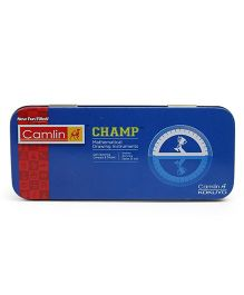 Camlin Champ Geometry Set - Blue