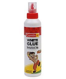 Camlin White Glue Tube - 50 G
