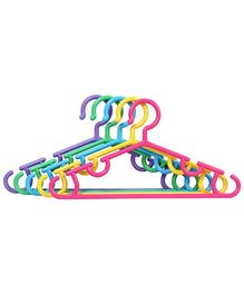 Fab N Funky - Colorful Clothes Hanger Set of 5