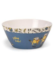 Minions Cone Bowl (Print & Color May Vary)