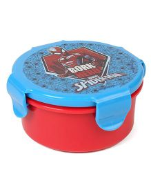 Marvel Spider Man Lunch Box - Blue & Red