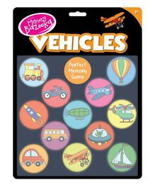 Pegasus Memory Bazooka Vehicles - 24 Pieces