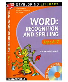 Word Recognition And Spelling With CD-ROM  - English