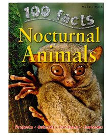 100 Facts About Nocturnal Animals - English