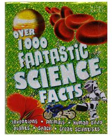Over 1000 Fantastic Science Facts Book - English