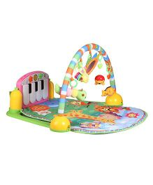 My Milestones Musical Piano Activity Play Gym - Pink