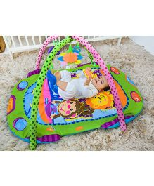My Milestones Baby Zoo Interactive Play Gym - Multicolour