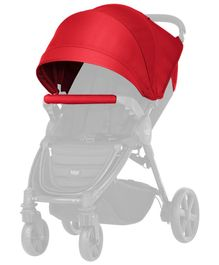 Britax B-Agile Motion Canopy Pack - Flame Red
