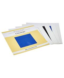 Brainsmith Colors Flash Cards - 10 cards