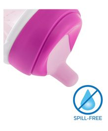 Chicco Training Cup With Semi Soft Spout - 200 ml (Color & Print May Vary)