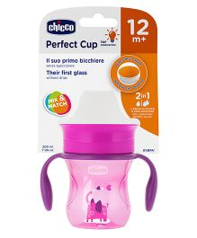 Chicco 360 Perfect Cup Pink & Purple - 200 ml
