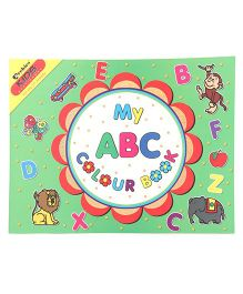 Archies Alphabet Colouring Book - English