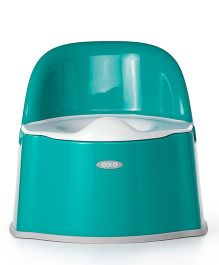 OXO Tot Potty Chair - Teal Blue