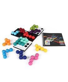 Hamleys Quadrillion Puzzle Game - Multicolor