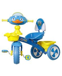 Dash Opal Tricycle With LED Lights - Blue