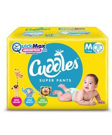 Cuddles Pant Style Diapers Medium - 20 Pieces