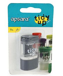 Apsara Tidy Up Sharpener Cum Eraser (Colours May Vary)