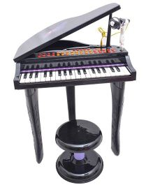 Toys Bhoomi Buddy Fun Electronic Symphonice Piano - Black