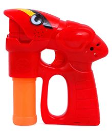 Zest 4 Toyz Battery Operated Bubble Shooter Gun - Red