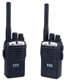 Zest 4 Toyz Walkie Talkie Pack of 2 - Black