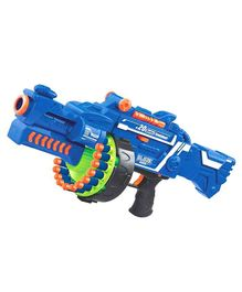 Zest 4 Toyz Blaze Storm Soft Bullet Automatic Gun (Assorted Color)