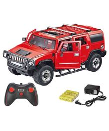 Zest 4 Toyz 5 Channel Remote Control Hummer - Yellow