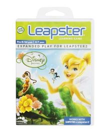Leap Frog Leapster Learning Game Disney Fairies