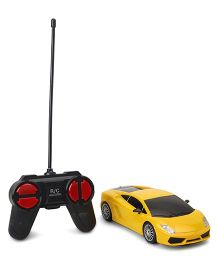 Dr. Toy Remote Control Racing Car - Yellow