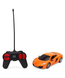 Dr.Toy Chargeable Remote Control Car - Orange