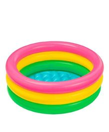 Intex Swimming Pool 2 Feet - Multi Colour