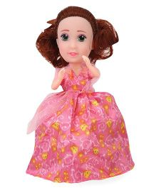 Cup Cake Surprise Princess Doll Pink - Height 9 cm