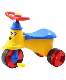 Mothertouch Combi Trike Tricycle - Yellow